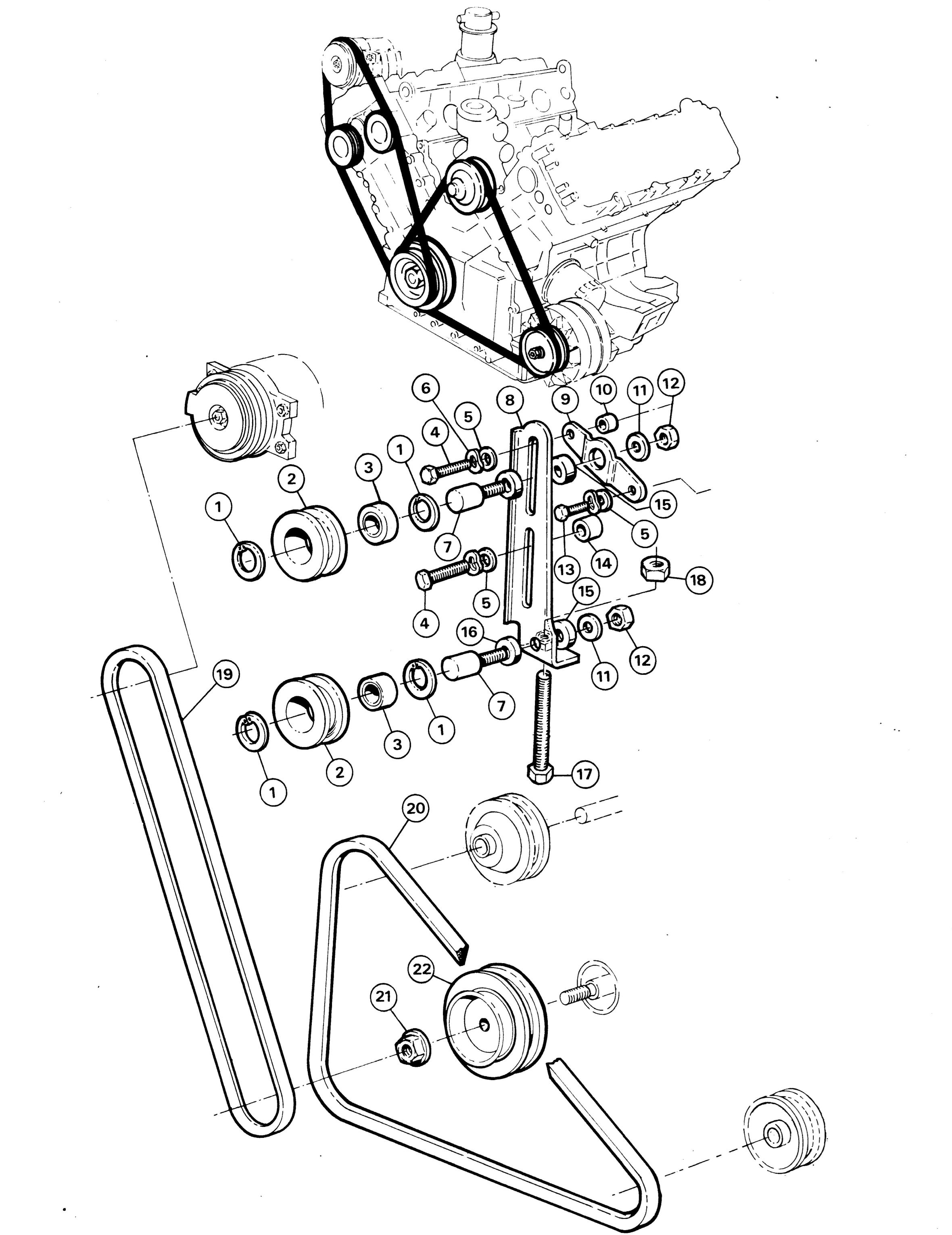 Old Intrigue 3 5 Engine Diagram