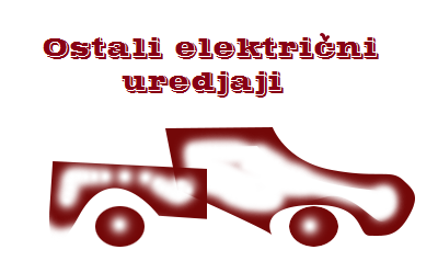 Ostali električni uređaji