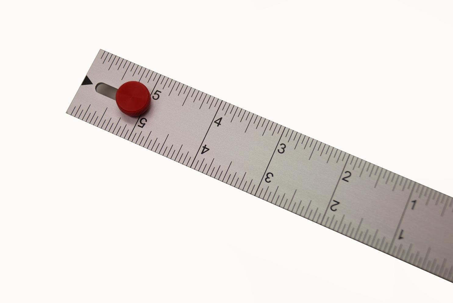 Dual Measurement Ruler