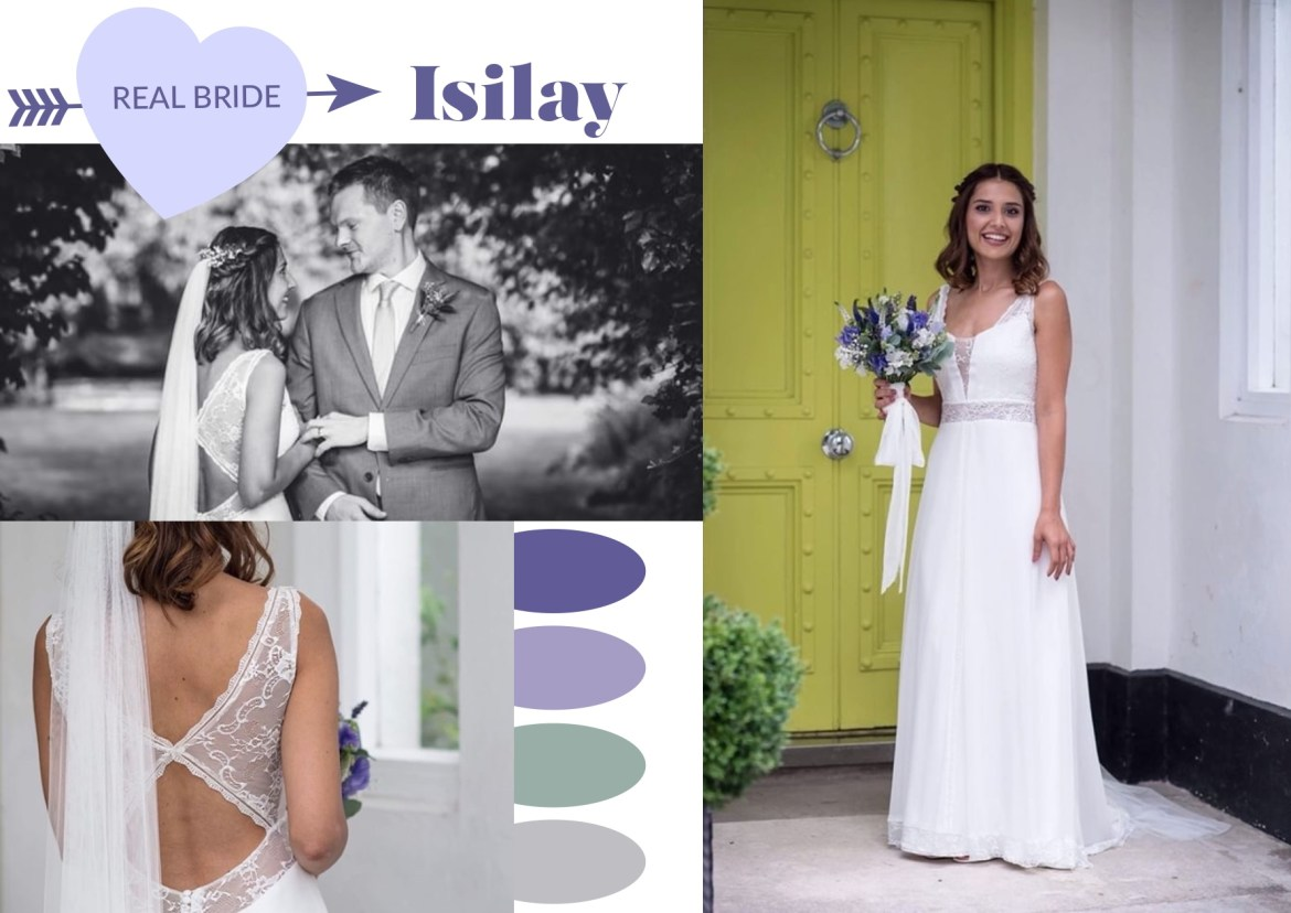 Isilay Real Bride by Delphine Couture