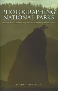 Photographing National Parks Front Cover