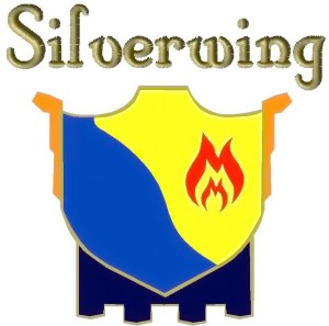 Silverwing Clan Shield