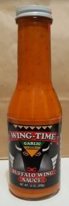 Wing-Time Garlic Buffalo Wing Sauce