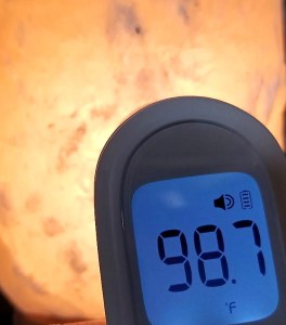 Himalayan Salt Lamp Temperature