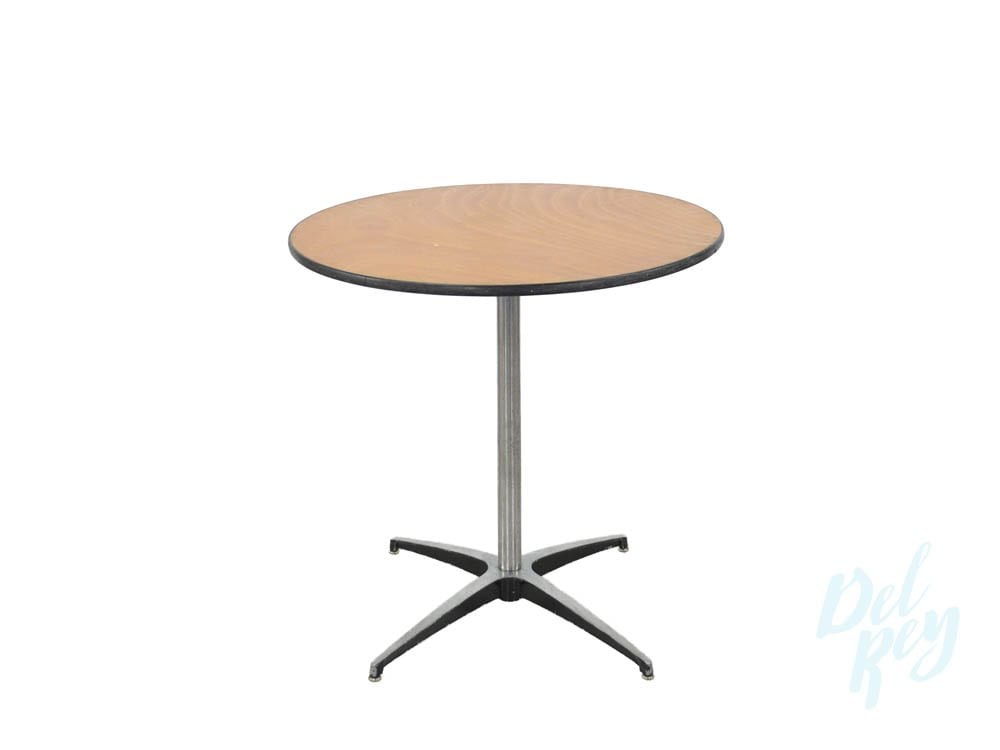 24 inch round table small table