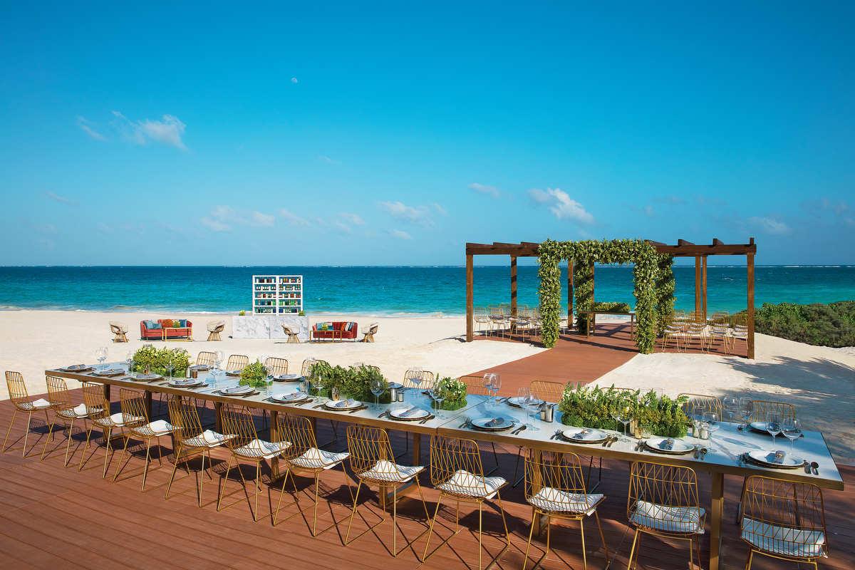 Vista Del Mar Terrace Now Sapphire Riviera Cancun Mexico