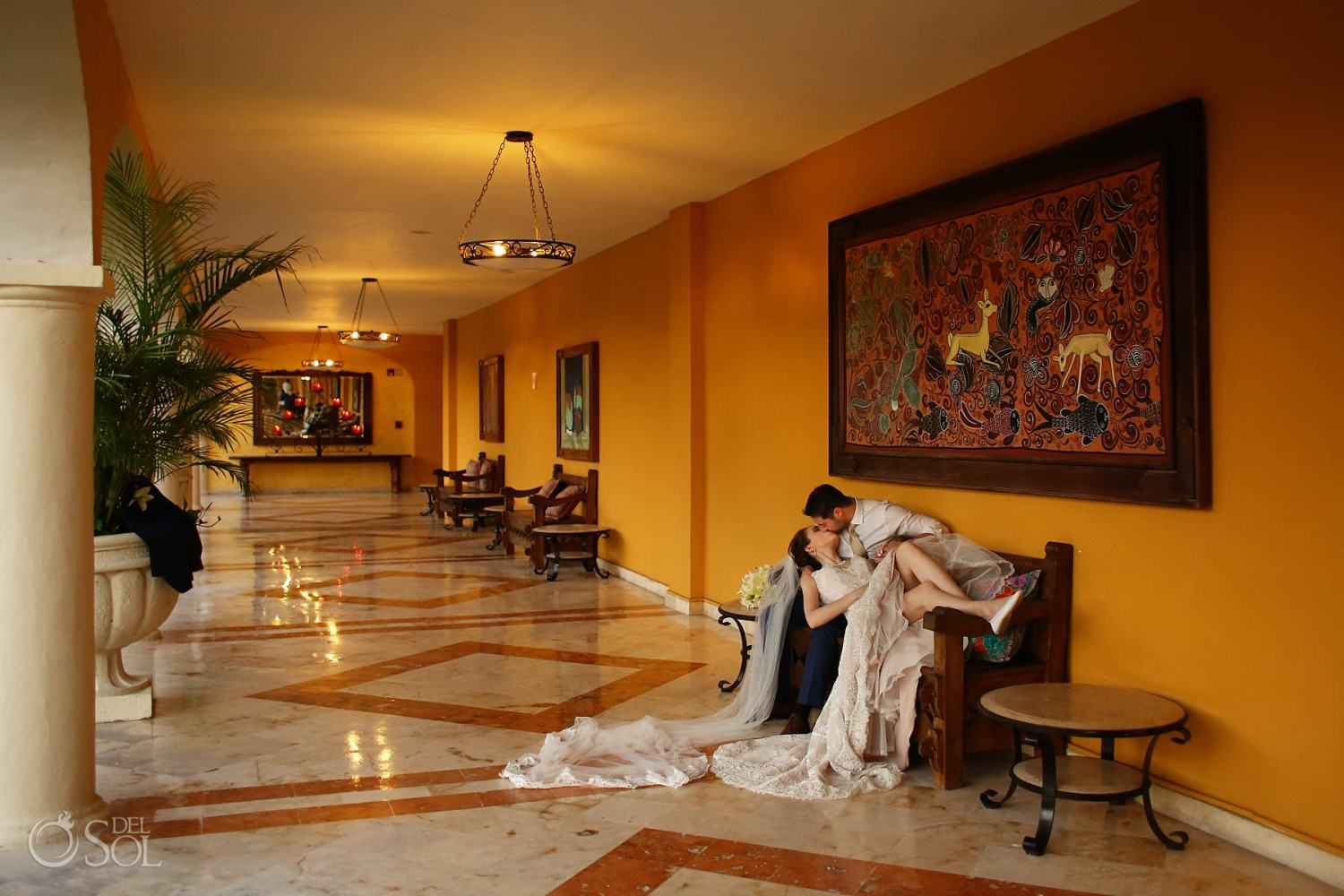Elope in Mexico Secrets Resorts Playa del Carmen Mexico