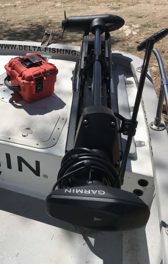 moteur électrique et batterie