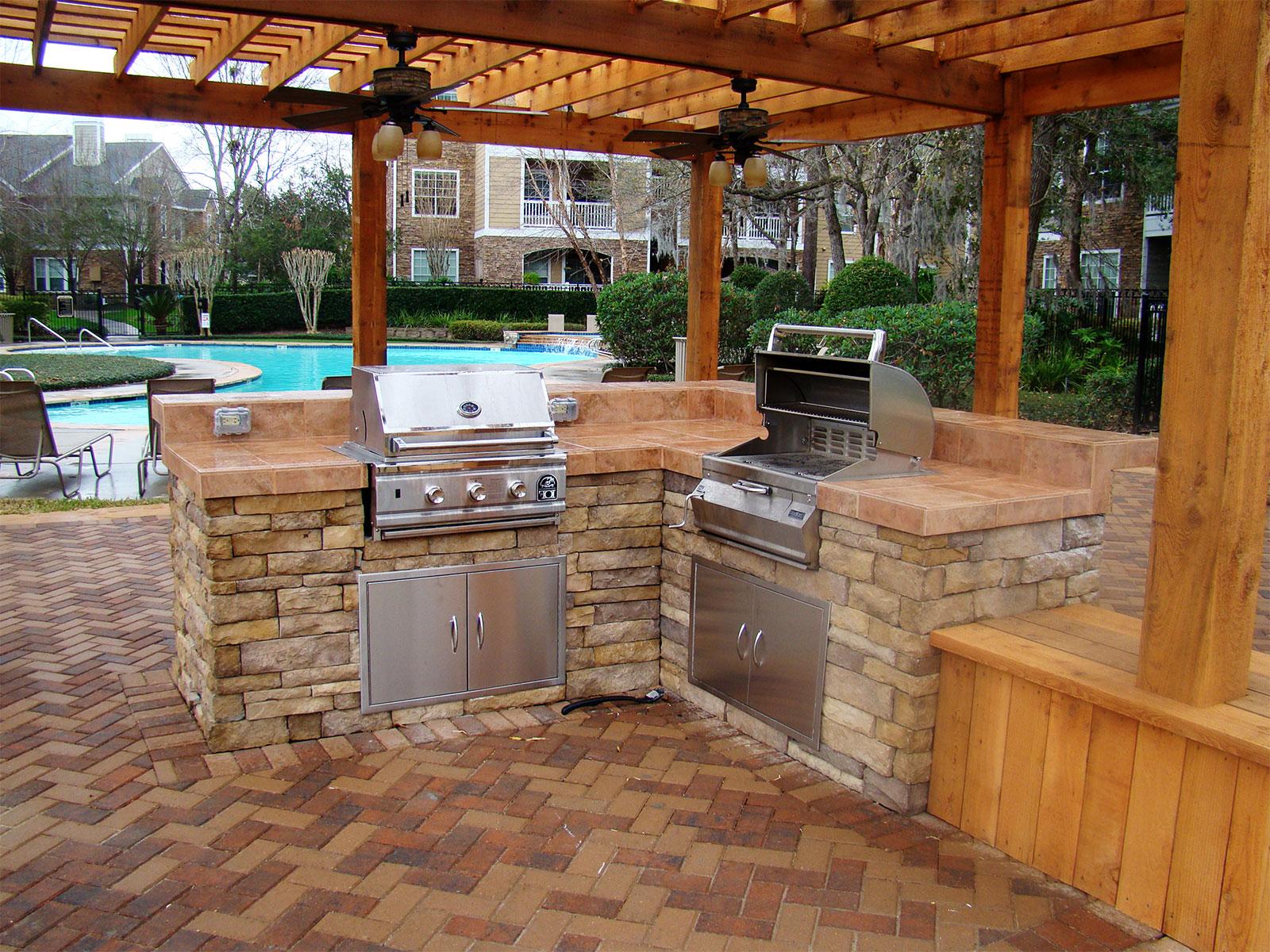 kitchen design backyard kitchen : Furniture Ideas ... on Backyard Kitchen Design id=65969