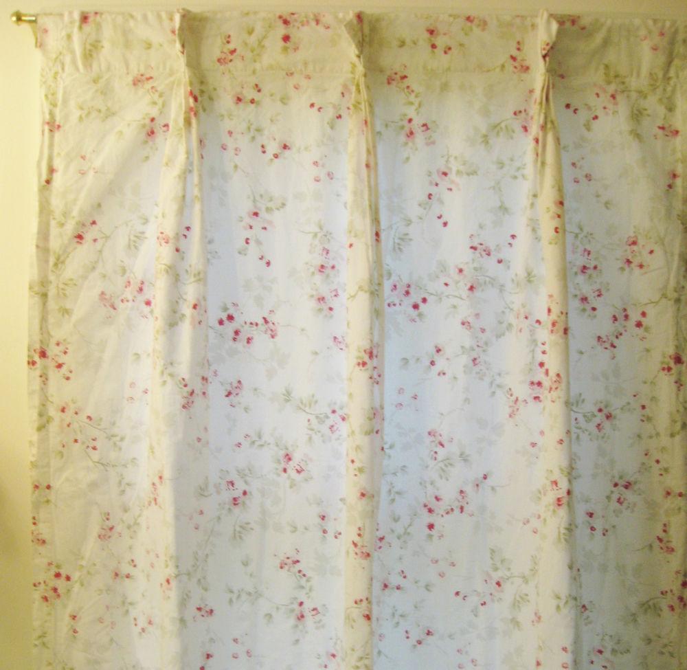 Simply Shabby Curtain Rods