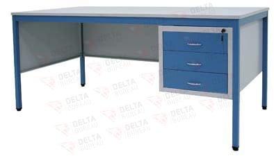 Mobilier Mtallique Delta Bureau