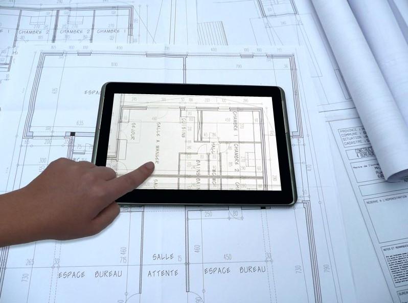 bureau architecture tubize deltadconcept. Black Bedroom Furniture Sets. Home Design Ideas