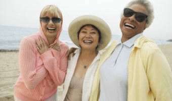 5 Behaviors to Age Gracefully