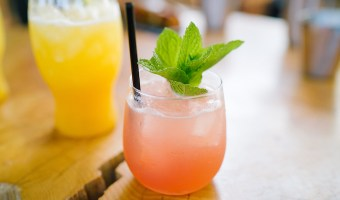 Healthy Mocktail for Expecting Mommys