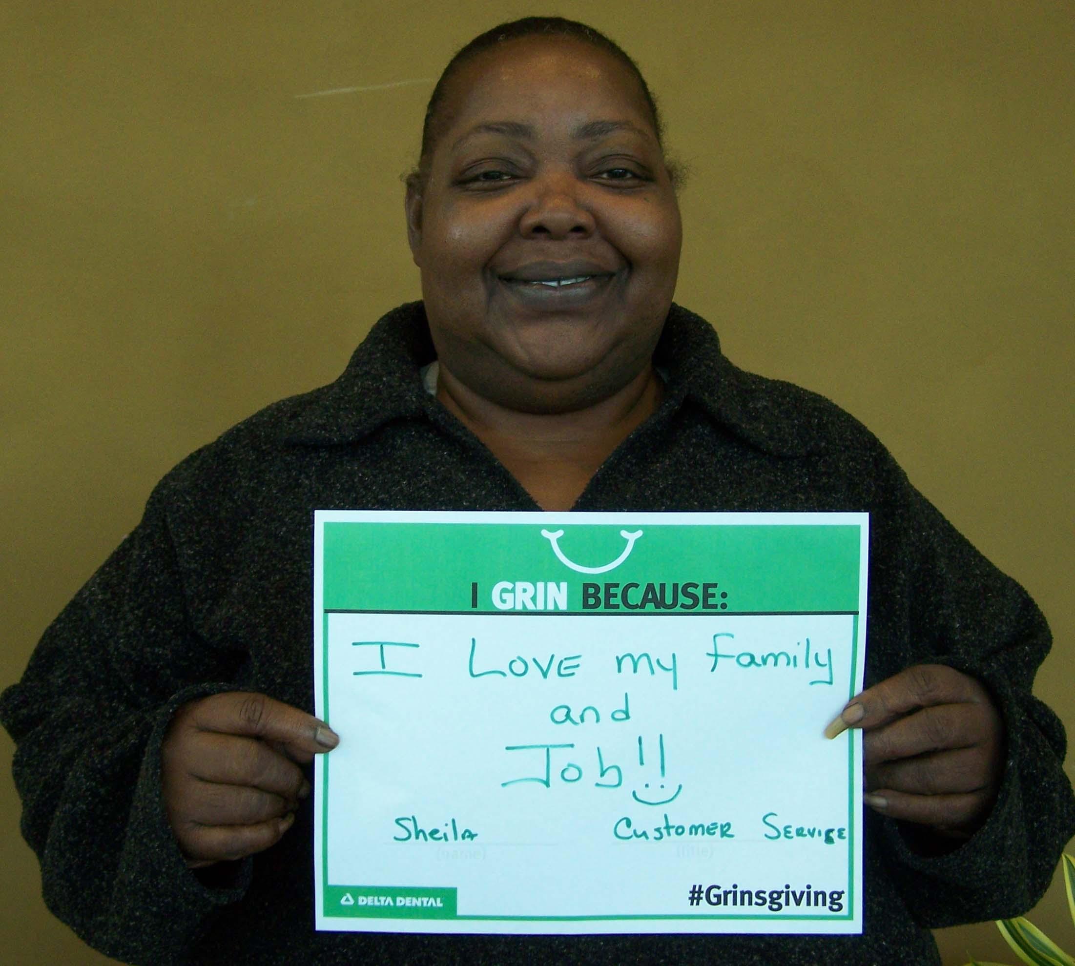 Happy #Grinsgiving! - Delta Dental of New Jersey Blog