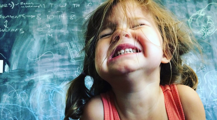 Are the Terrible Twos Causing Your Tot to Bite?