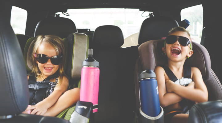Healthy Snacks for Your Family's Next Road Trip [INFOGRAPHIC]