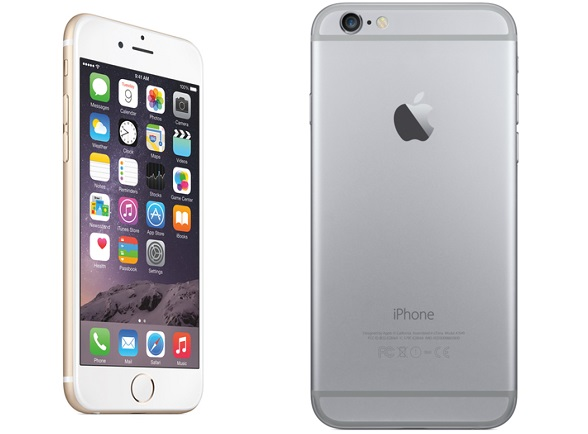 iPhone 6S Comparison