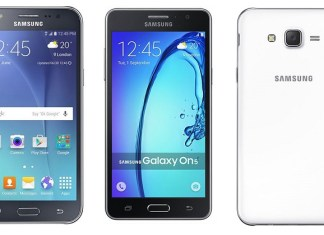 Samsung Galaxy J Series vs Galaxy On Series