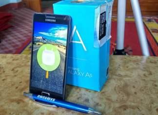 Galaxy A500H 2014 Marshmallow