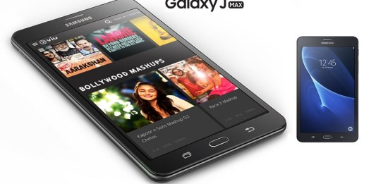 Samsung Galaxy J Max specs, review and price in Nepal