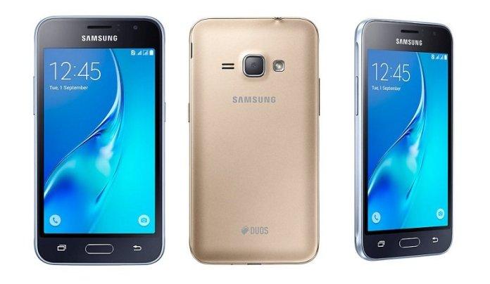 Samsung Galaxy J1 2016 in Nepal