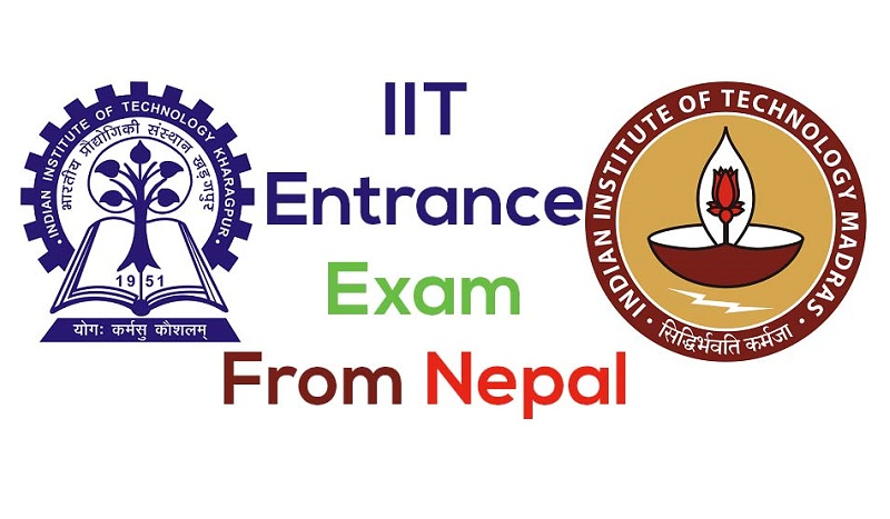IIT Engineering Entrance exam from Nepal