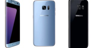 Samsung Galaxy S7 Edge Coral blue in Nepal