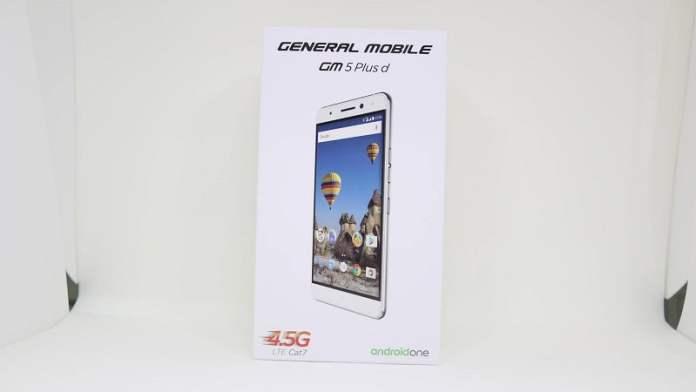 General Mobile GM 5 Plus d