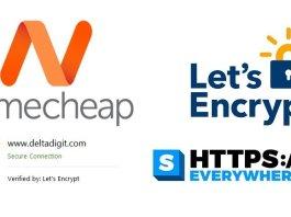Lets Encrypt SSL on Namecheap shared hosting WordPress