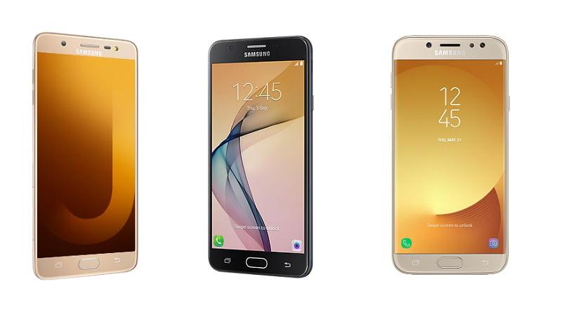 Samsung Galaxy J7 Max Vs Pro Prime