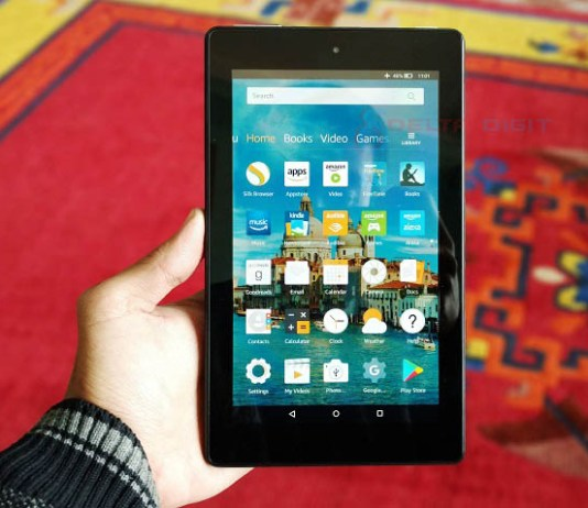 Amazon Fire 7 tablet 2017 Review 7th Gen