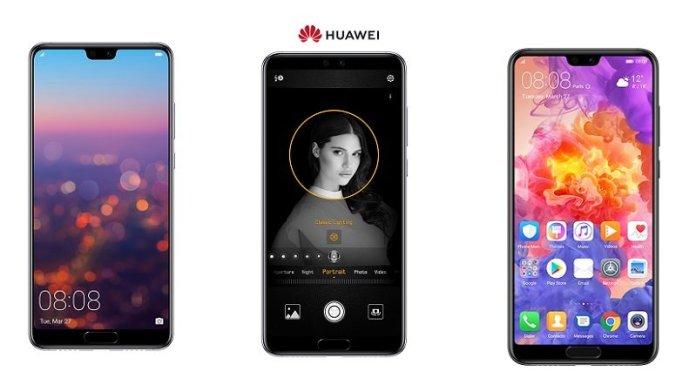 Huawei P20 Price in Nepal, Details