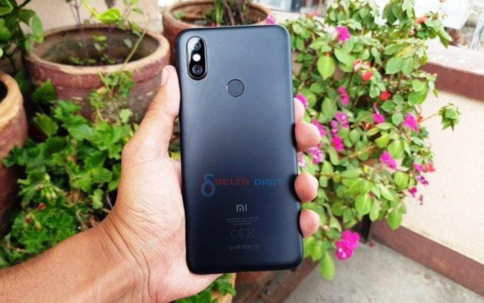 Xiaomi Mi A2 build and design review
