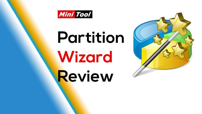 Minitool partition wizard full review