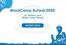 Nepal WordCamp Butwal 2020