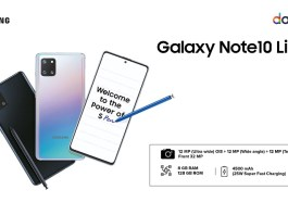 Galaxy Note 10 Lite Daraz Nepal Launch