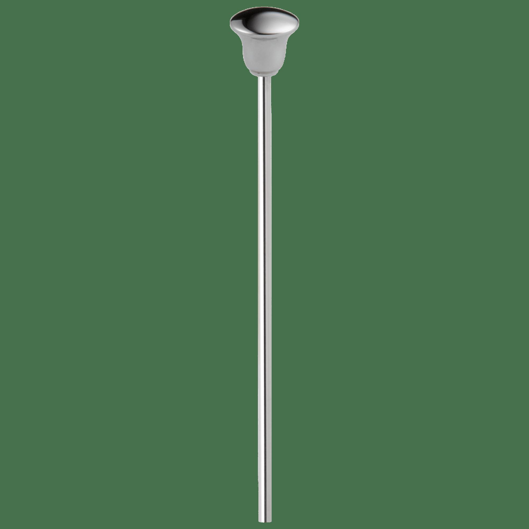lift rod finial diverter roman tub