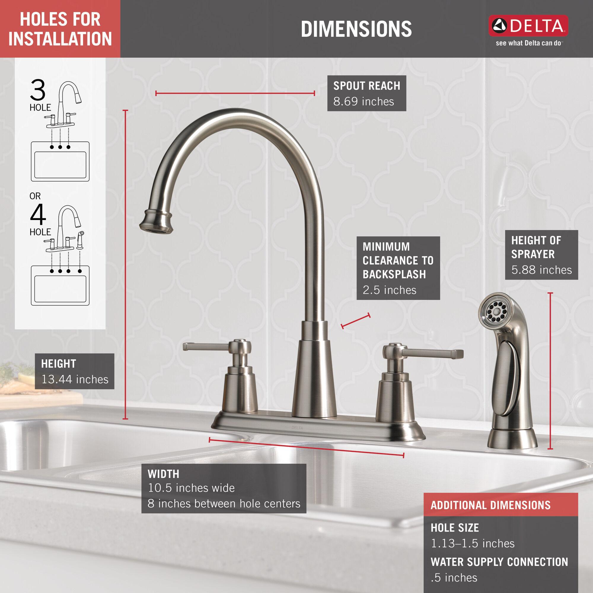 https www deltafaucet com kitchen product 21742lf sp html