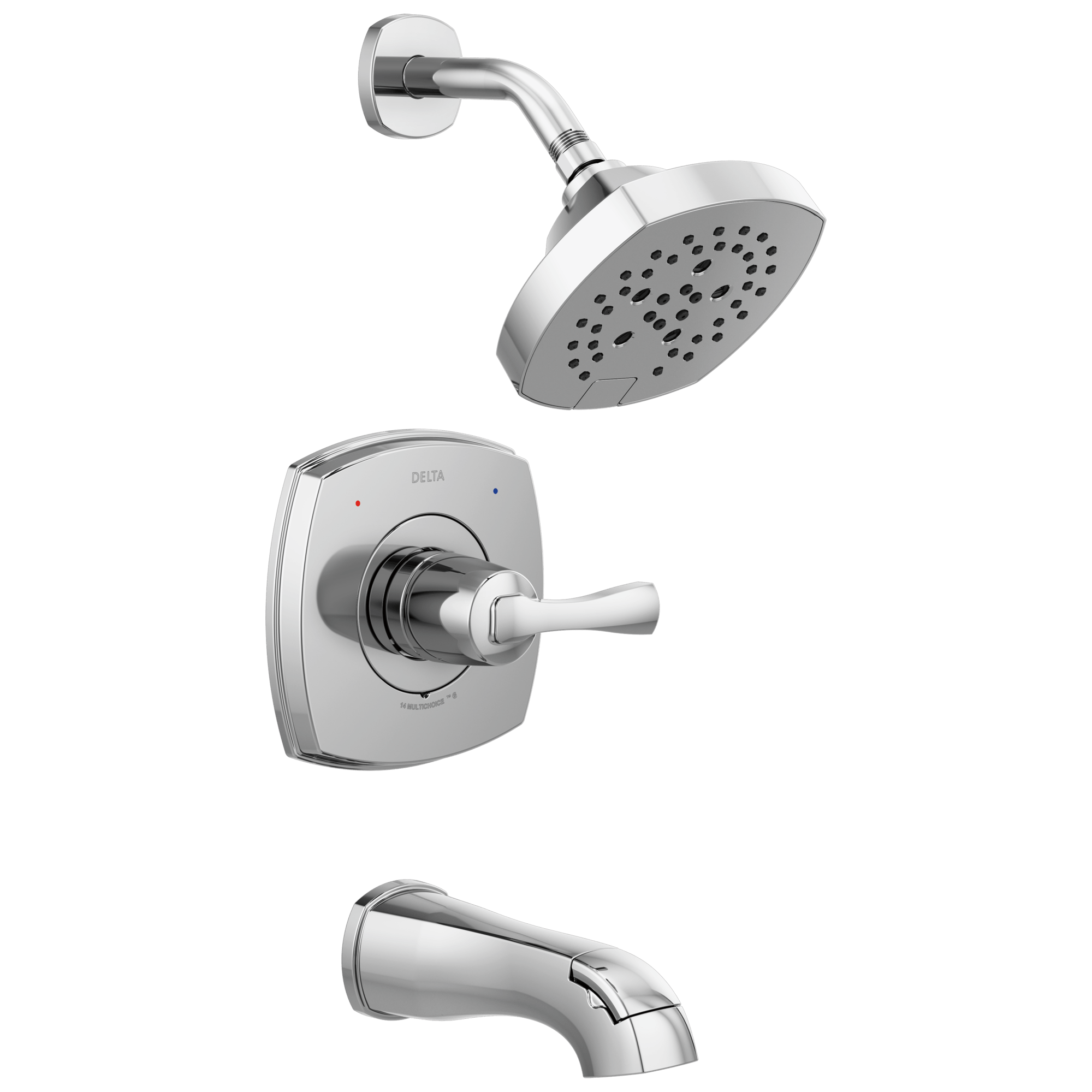 14 series tub and shower