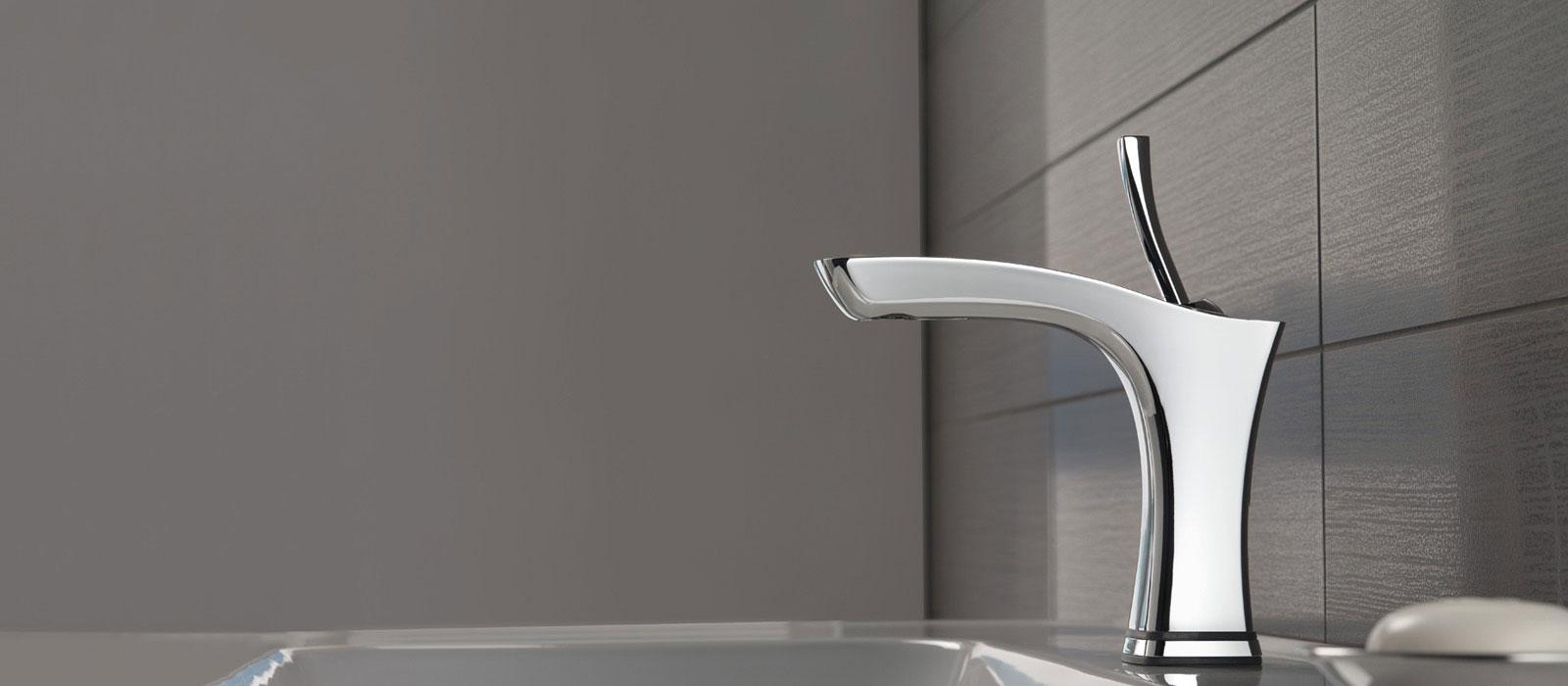 tesla bathroom collection delta faucet