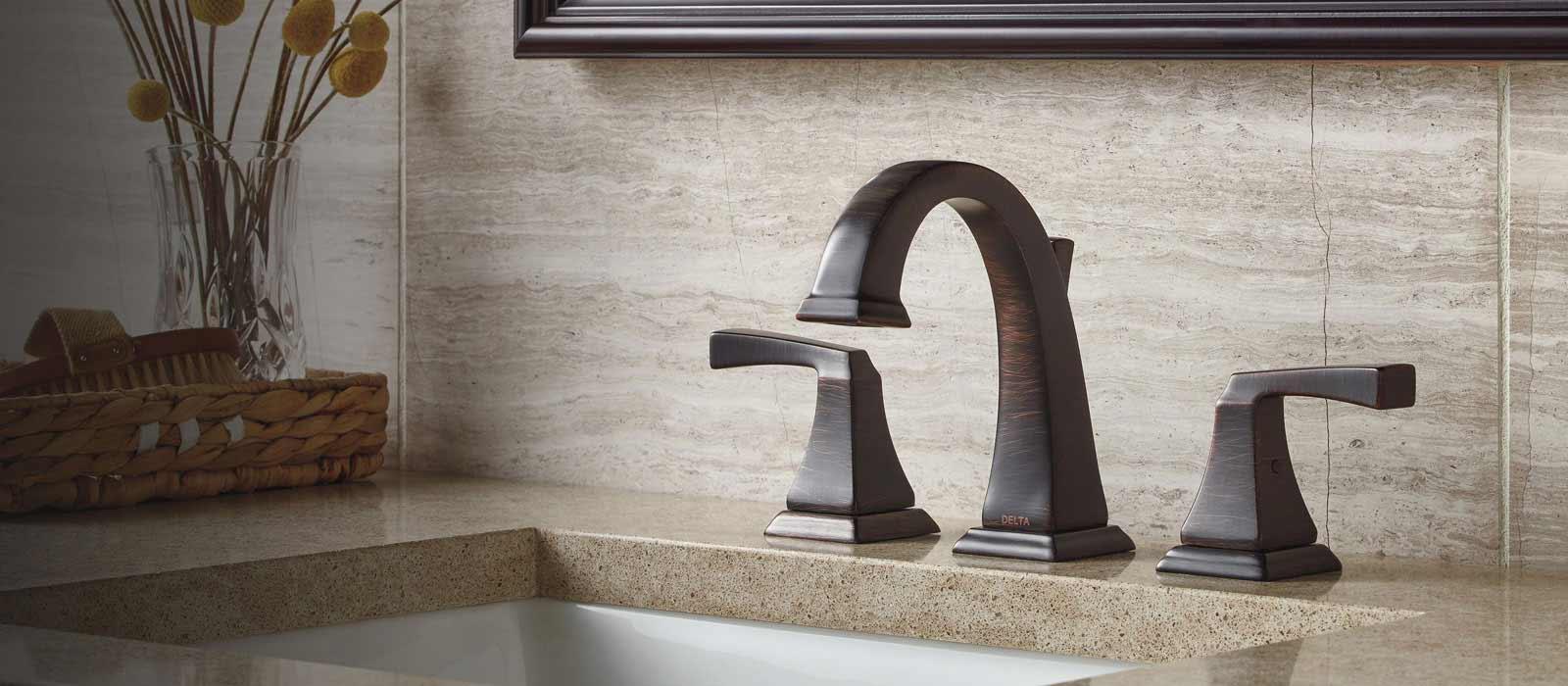 dryden bathroom collection delta faucet