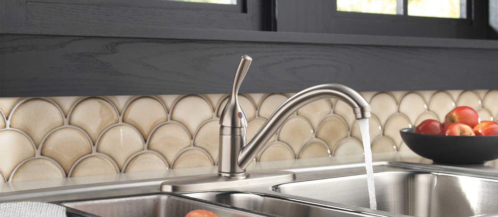 classic kitchen collection delta faucet