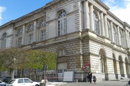 Les travaux de rénovation de l'ancien hôtel de ville de Saint-Omer ont débuté