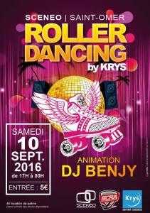 roller-dancing