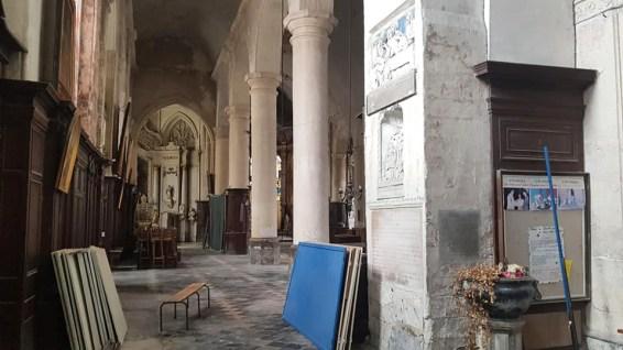L'église Saint-Denis à Saint-Omer a besoin de travaux d'urgence