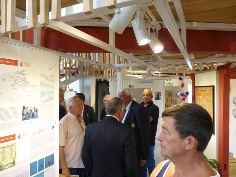 Watten : un musée dédié au tir à l'arc à la perche verticale