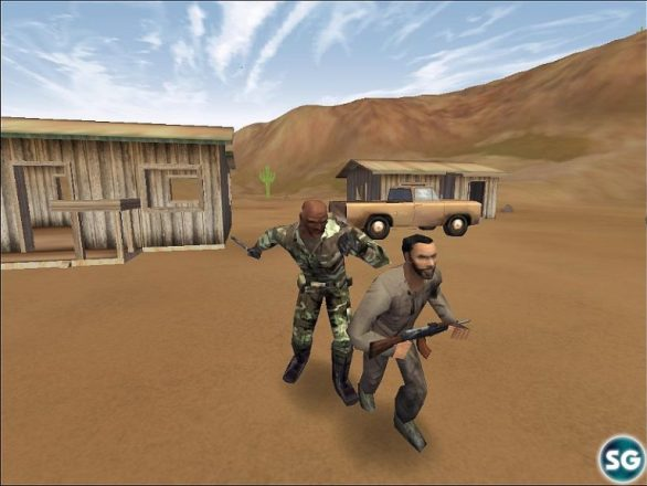 Missions of Delta Force 3