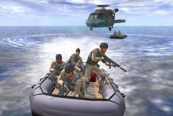 Delta Force Xtreme Shooting Game
