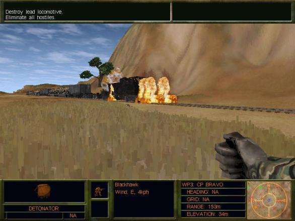 Delta force 2 game Missions